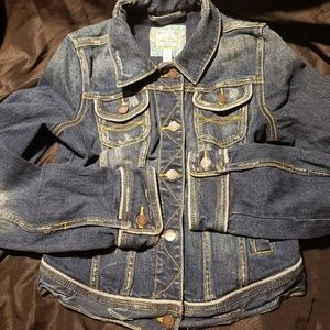 Abercrombie and Fitch Vintage 92 denim jacket